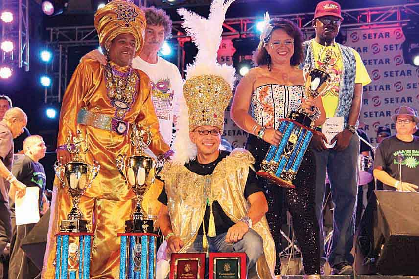 Aruba has a new Tumba King: Jeffrey Kelly