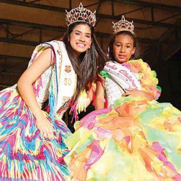 First runner up  Shakira de Freitas of Royal Carnival Group 2.jpg