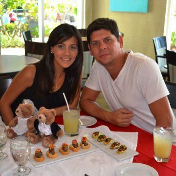 Aruba Marriott Resort & Stellaris Casino pre Wedding Surprise