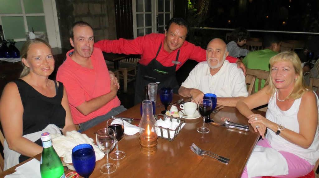 Amazonia Churrascaria, where Friends and Families Meet