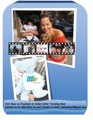 Clown Doctors 2013 Fund Raising Campaign