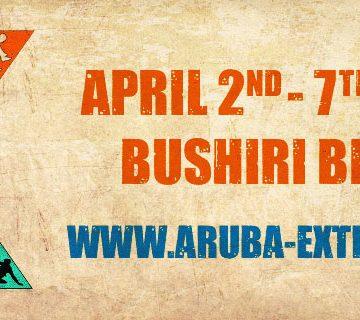 The Aruba Xtreme Sports Event 2013