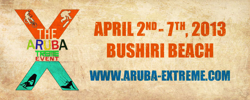 The Aruba Xtreme Sports Event 2013