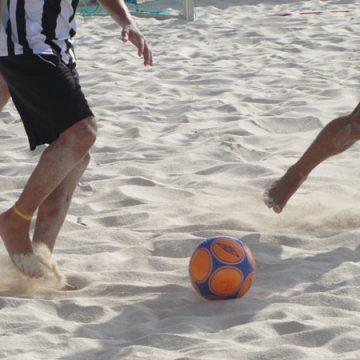 Easter Weekend Beach Soccer Tournament