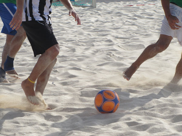 Easter Weekend Beach Soccer Tournament
