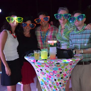 ATCA delegates with Groovy sunglasses.JPG