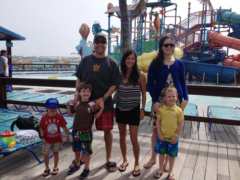 Aruba is a Fun Family destination with Marriott