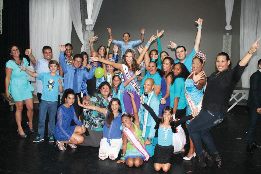 Chysah Verstappen is Aruba's Miss Teen International 2013