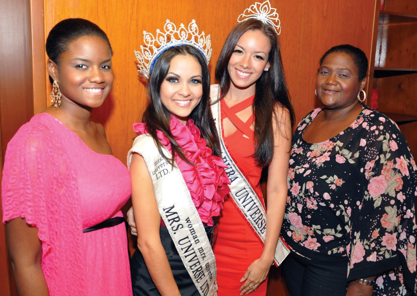 Aruba will host Mrs. Universe 2013