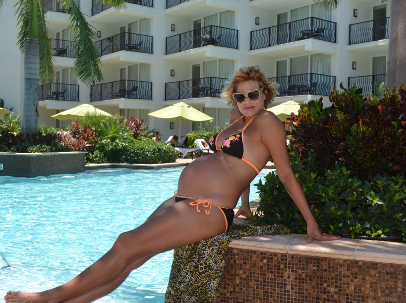 ANTM Lisa D'Amato enjoyed a R&R Aruba vacation at the Marriott