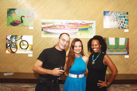 "Westin Art Gallery establishes a semi-annual event with ""Colors of Aruba II"""