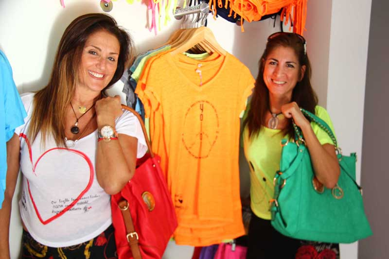 Aruba has 3 new fashion stores by famous international designer Eva Zissu