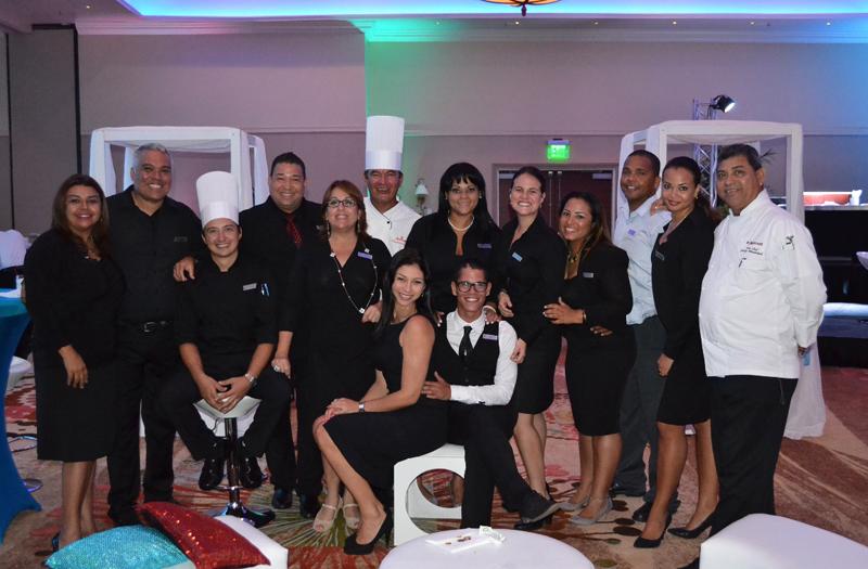 Aruba Marriott Resort is proud to present their newly renovated million dollar Grand Ballroom