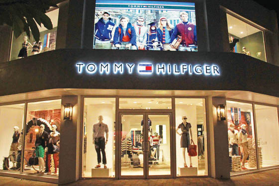 Appropriately elegant: Tommy Hilfiger opens at Paseo Herencia Shopping Mall