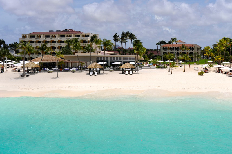"Bucuti & Tara Beach Resorts named among ""Top 25 Resorts in the Caribbean"" in the Conde Nast Travelers 2013 Readers Choice Awards"
