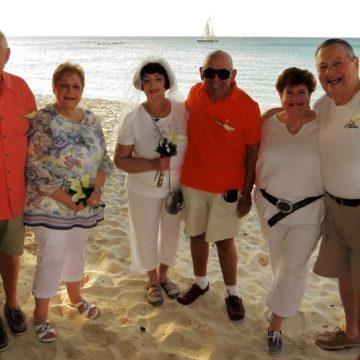 The Westin Resort & Casino Aruba hosts 150 years of marriage celebration