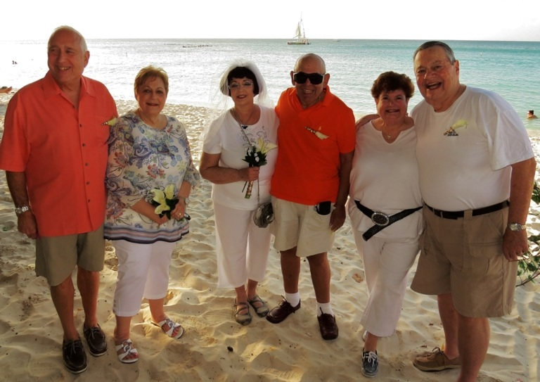 The Westin Resort & Casino Aruba hosts 150 years of marriage celebration