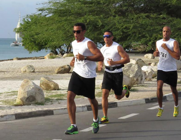 Proceeds of the GM 5K Challenge organized by The Radisson Aruba Resort Casino & Spa going to charity