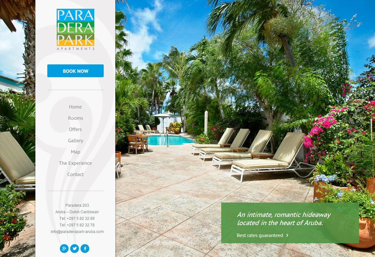 Paradera Park Apartments celebrates 20 years of hospitality in Aruba