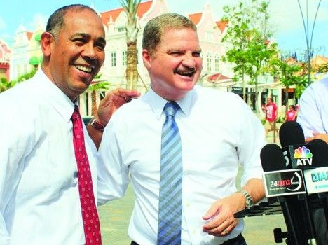 Prestigious hotel chain Hyatt confirmed to run an executive hotel in Aruba's Main Street