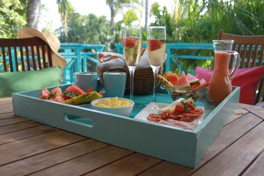 Aruba Boardwalk Hotel announced new breakfast service for their guests