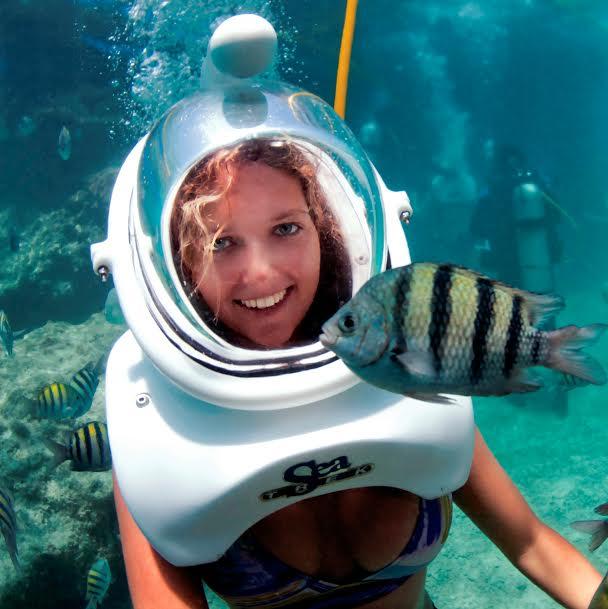 Sea TREK De Palm Tours in Aruba awarded 2013 Sea TREK Operator of the year title