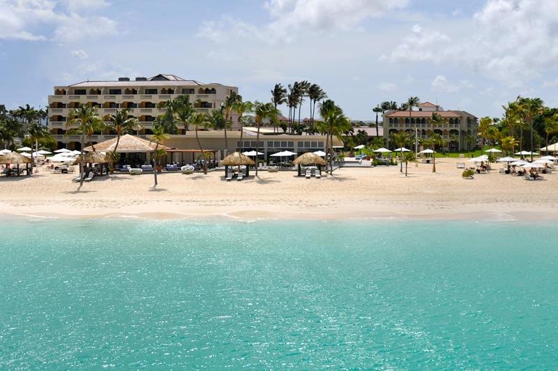 Bucuti & Tara Beach Resorts Aruba recognized as the top ranking hotel on the island