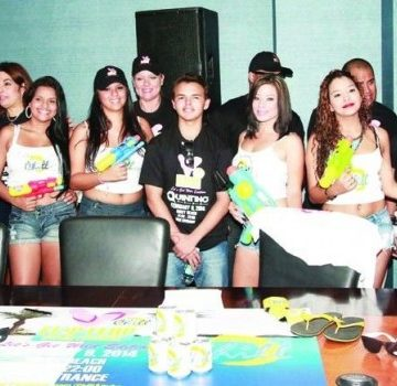 Aruba Nikky Beach's beach event of the year