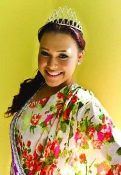 Aruba's Carnival Youth Queen Election candidate 2014