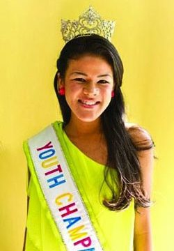 Aruba's Carnival Youth Queen Election