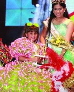 Aruba's Children Carnival Queen Pageant 2014