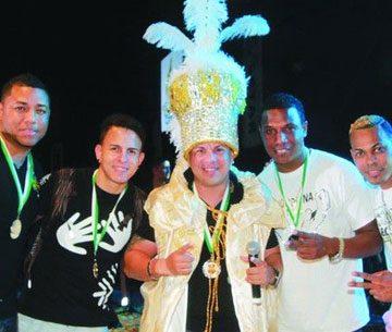 Aruba Carnival: Tumba