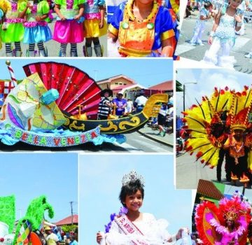 Diamond Jubilee Children's Carnival parade enchanted everyone in San Nicolas
