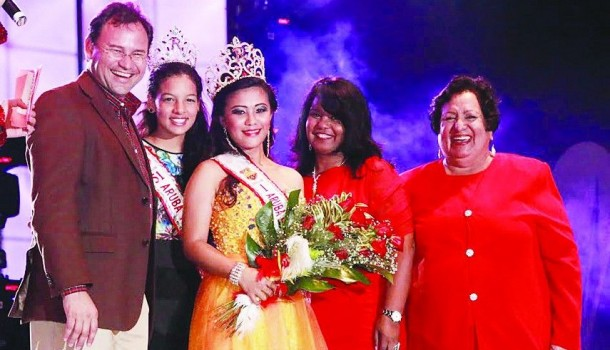 Aruba's first Multicultural Queen Pageant crowns charismatic Christina Marie Solijon from the Philippines
