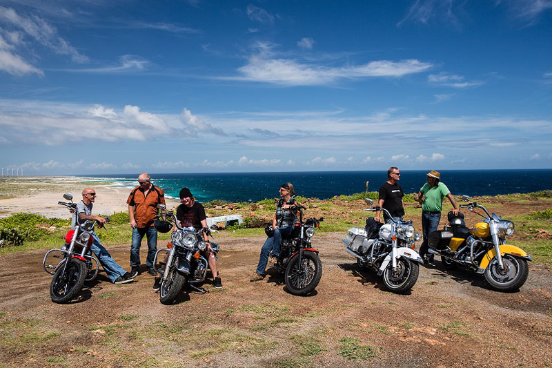 Aruba Motorcycle Tours offering a new adventure to locals and visitors of the beautiful island