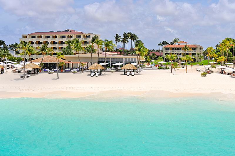 Bucuti & Tara Beach Resorts receive the title of #1 hotel on Aruba