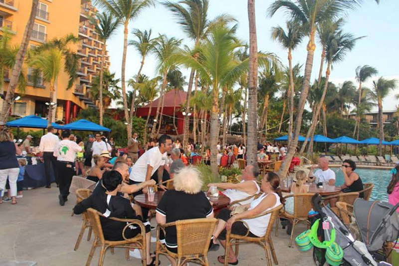 Radisson Aruba Resort raised consciousness among guests and locals on Earth Day