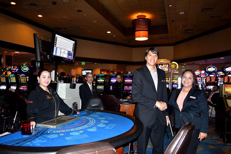 The Aruba Marriott Resort & Stellaris Casino assigns new Casino Marketing & Services Director and Casino Marketing Manager
