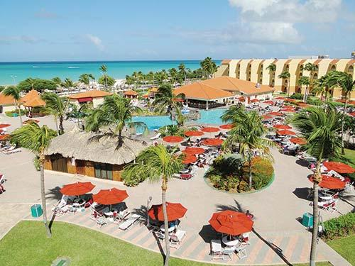 Aruba La Cabana Beach Resort Earns The Platinum Le Of Earthcheck Certification For Their Years Sustainable Tourism
