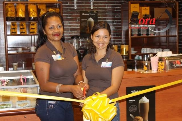 Ling & Sons Aruba introduces its new Fresh Juice & Coffee Corner