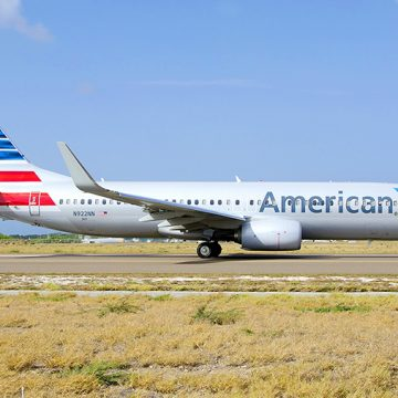 American Airlines now adding a third daily flight to Aruba for the coming Holiday season
