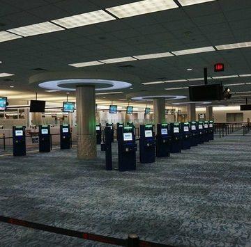 Automated Passport Control kiosks installed at Aruba Airport