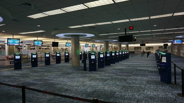 Automated Passport Control kiosks installed at Aruba Airport