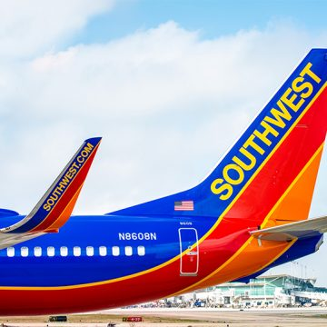 Southwest Airlines Co. introduces flights between Houston and Aruba