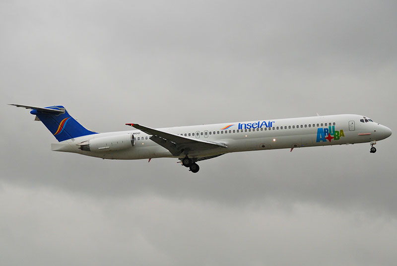 New service with Insel Air from Aruba to Santo Domingo