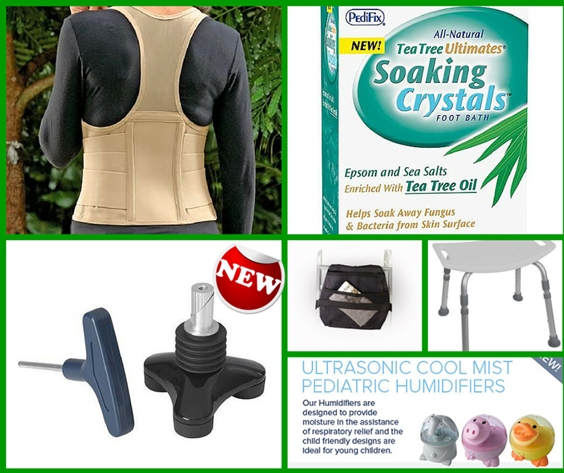 New arrivals at Essential Health Supplies Aruba