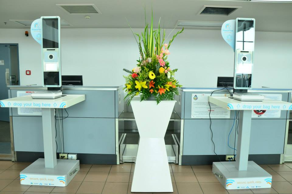 First 100% self-service passenger flow system unveiled at Queen Beatrix International Airport Aruba