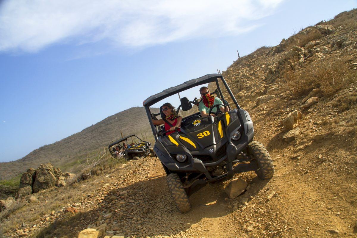 De Palm Tours now Offers a Discount on their UTV Off-road Safaris