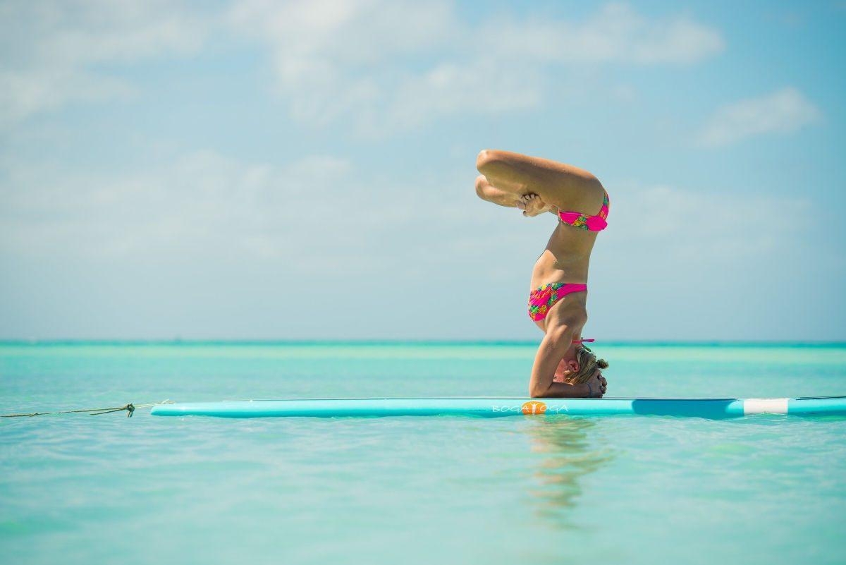 VisitAruba interviews Rachel Brathen A.K.A Yoga Girl