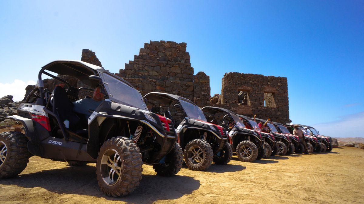 NEW Aruba UTV Adventure Tours by Fofoti